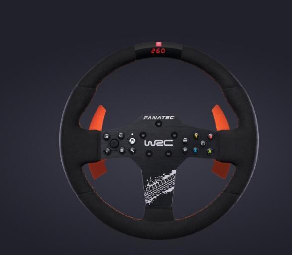 [2美國直購] fanatec 方向盤 CSL Elite Steering Wheel WRC