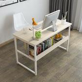 電腦臺式桌家用經濟型省空間臥室多功能現代簡約辦公簡易學生書桌 莫妮卡小屋 igo