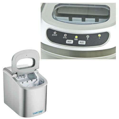 貴夫人 微電腦全自動製冰機 BK-501A/BK501A 2.4L(水容量) **免運費**