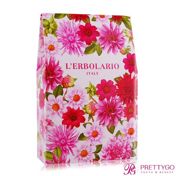 L'ERBOLARIO 蕾莉歐 小禮盒(7.5X3X11.5cm)-粉色【美麗購】