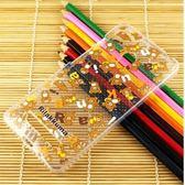 Rilakkuma 拉拉熊 ASUS ZenFone 5 繽紛系列 彩繪透明保護軟套◆贈送!黃色小鴨耳機塞◆