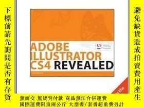 二手書博民逛書店Adobe罕見Illustrator Cs4 Revealed(帶 光盤)Y23583 Botello IS