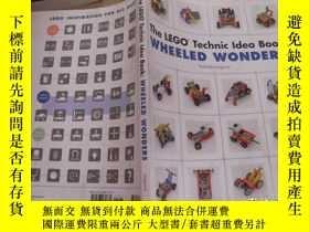 二手書博民逛書店The罕見LEGO Technic Idea Book WHEELED WONDERSY11966 Yoshi