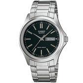 【台南 時代鐘錶 CASIO】卡西歐 宏崑公司貨 簡約設計大三針腕錶 MTP-1239D-1A