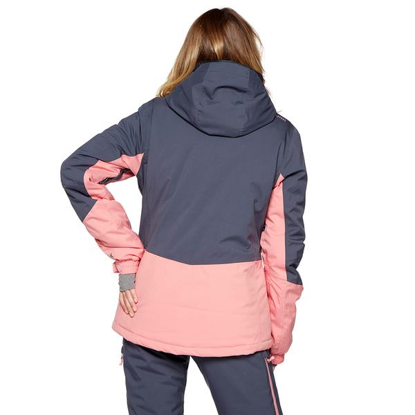 PROTEST 女 機能防水保暖外套 (頹廢色) MOONSTONE SNOWJACKET