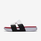 Nike Jordan Hydro 8 Retro [CZ3607-100] 男鞋 拖鞋 涼鞋 運動 休閒 緩震 白 紅