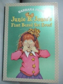 【書寶二手書T1/原文小說_HRZ】Junie B. Jones's First Boxed Set Ever!_Park, Barbara/ Brunkus, Denise (ILT)