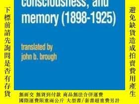 二手書博民逛書店Phantasy,罕見Image Consciousness, And Memory (husserliana