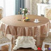 防油桌布 餐桌布 布藝 臺布 桌布 防水 防油 防燙 免洗 圓形 茶幾 桌墊