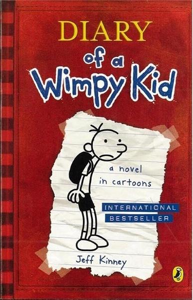 (二手書)Diary of a Wimpy Kid: Greg Heffley s Journal