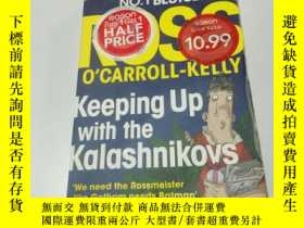 二手書博民逛書店Keeping罕見Up with the Kalashnikov