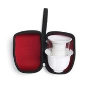 旅行茶具套裝便攜日式功夫茶杯旅游蓋碗泡茶壺