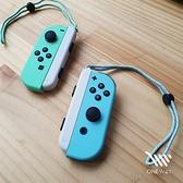 台灣現貨 原裝無盒裝 未使用全新品 任天堂 Switch NS Joy-con 動森手把 左綠右藍 附序號