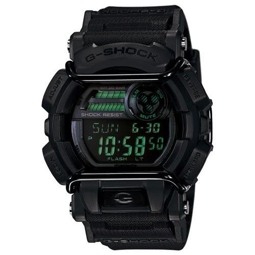 【東洋商行】免運 CASIO 卡西歐 G-SHOCK 絕對悍將運動計時碼錶 GD-400MB-1DR 手錶 電子錶 腕錶