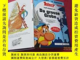 二手書博民逛書店ASTERIX罕見DA GROSSE GROBNY23112 以實物為準 以實物為準