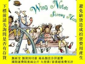 二手書博民逛書店Wing罕見NutsY256260 Paul B. Janeczko Little, Brown Young