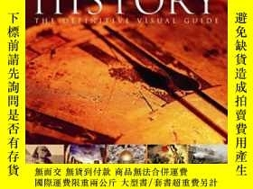 二手書博民逛書店History罕見The Definitive Visual GuideY256260 Adam Hart-d
