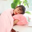 【限時下殺89折】辦公室抱枕被子兩用午睡毯子靠枕靠墊枕頭三合一空調被汽車多功能