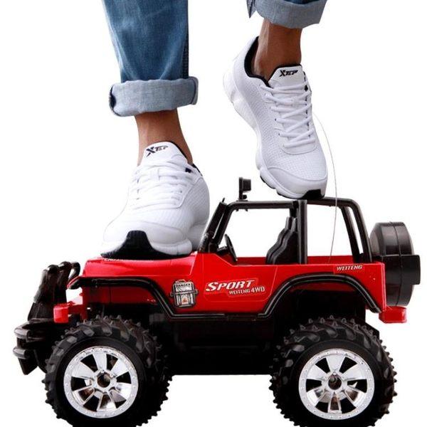 超大遙控車越野車充電無線遙控汽車兒童玩具男孩玩具車電動漂移車igo 美芭