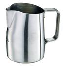 金時代書香咖啡 Tiamo 斜口拉花杯 450cc - 圓口設計 (砂光) HC7106ST