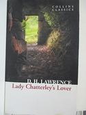 【書寶二手書T2/原文小說_HGD】Lady Chatterleys Lover_D. H. Lawrence