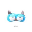 遮光透氣女可愛動物眼罩睡眠冰袋掛耳式韓國...