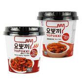 韓國 YOPOKKI 辣炒年糕 隨身杯 140g 進口/辛辣/泡麵/沖泡/即食 ◆86小舖◆