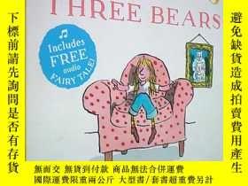 二手書博民逛書店Goldilocks罕見and the Three Bears (紙板書)Y18233 Tony Ross (