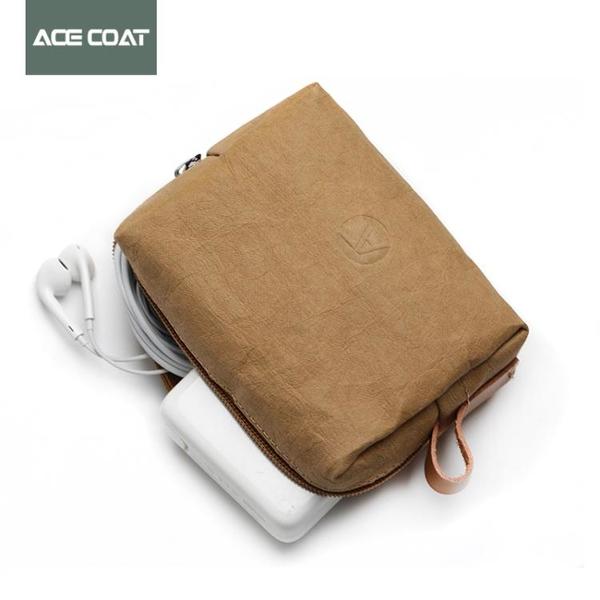 ACECOAT數碼收納包適用蘋果電腦筆記本電源線充電器鼠標保護套 「店長推薦」