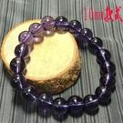 智慧之石 10mm珠款 紫水晶手環