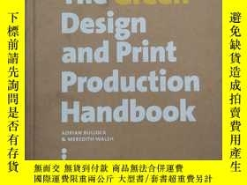 二手書博民逛書店The罕見Green Design and Print Prod