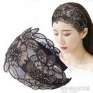 2020新款發箍寬邊刺繡發卡遮白發頭箍頭帽壓發防滑發帶女網紅頭飾 設計師生活