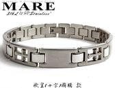 【MARE-316L白鋼】系列:  歐皇十字圖騰   款