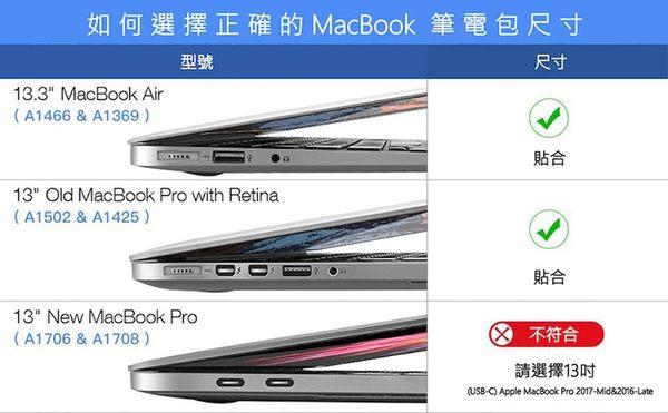 【漢博】Tomtoc 職人必備 MacBook Pro Retina 13吋 / MacBook Air 13吋 筆電包 - 灰