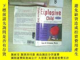 二手書博民逛書店the罕見explosive child 爆炸性的孩子.Y261116