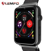 LEMFO LEM10 3+32GB 1.8吋 安卓手錶手機/4G插卡/IP67防水/通話視訊