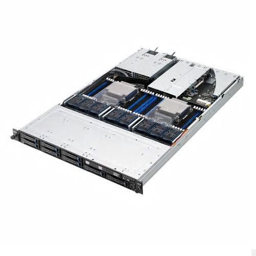 華碩 RS700-E8-RS8 V2 1U機架式伺服器【Intel Xeon E5-2620 V4 / 8GB DDR4 2400 / 800W 80+ Platinum / 三年保】