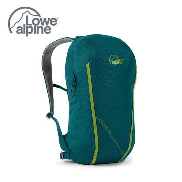 Lowe Alpine Ignite 15 超輕量休閒 | 多用途背包 雲杉綠 #FDP76