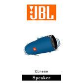 【G2 STORE】JBL Xtreme 震撼級 無線 攜帶式 藍芽喇叭 防潑水 10000mah 行動電源功能-藍色