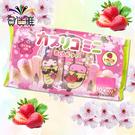 格力高-綜合迷你甜筒餅乾-櫻花&草莓風味【限定版】(84g/包)【合迷雅好物超級商城】