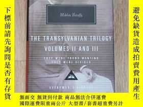二手書博民逛書店The罕見Transylvanian Trilogy: They Were Found Wanting and T