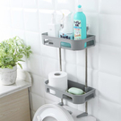 壁掛式多層置物架 浴室 免打孔 洗漱架 ...