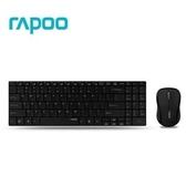 【綠蔭-免運】Rapoo 雷柏 E9060-黑-無線光學鍵鼠組