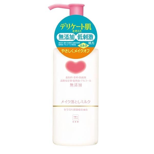 日本牛乳石鹼 COW 無添加卸妝乳(粉)150ml