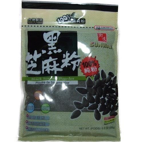 鄉味黑芝麻粉250g【愛買】