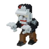 《 Nano Block 迷你積木 》NBC_312法蘭克斯坦的怪物 / JOYBUS玩具百貨