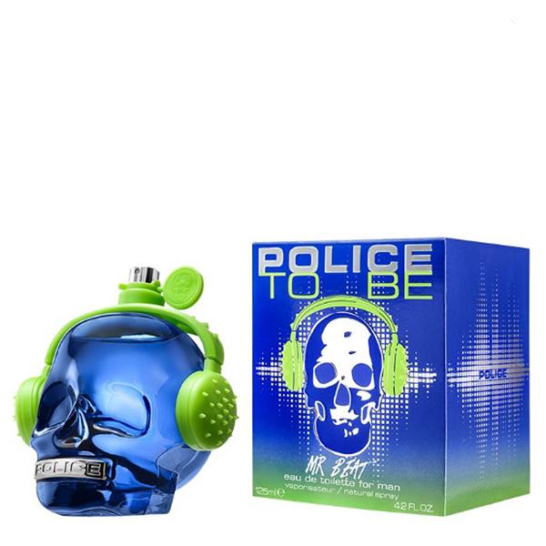 POLICE TO BE MISS BEAT 顫憟男性淡香精125ml (81216)【娜娜香水美妝】
