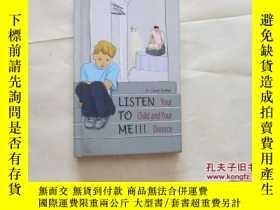 二手書博民逛書店LISTEN罕見TO ME【713】Y10970 DR DANI