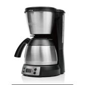 【荷蘭公主 PRINCESS】1.2L美式咖啡機/不鏽鋼保溫咖啡壺 (246009)