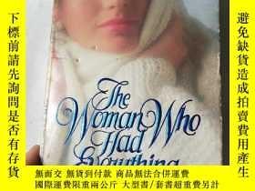 二手書博民逛書店The罕見woman who had everythingY20